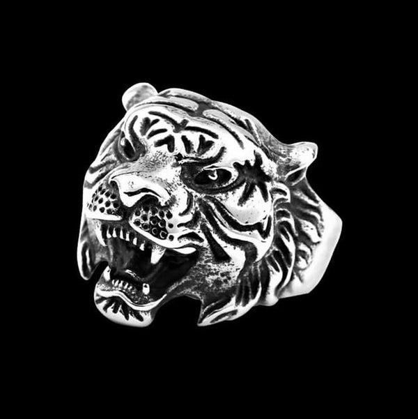 WILD TIGER RING-Rebelger.com