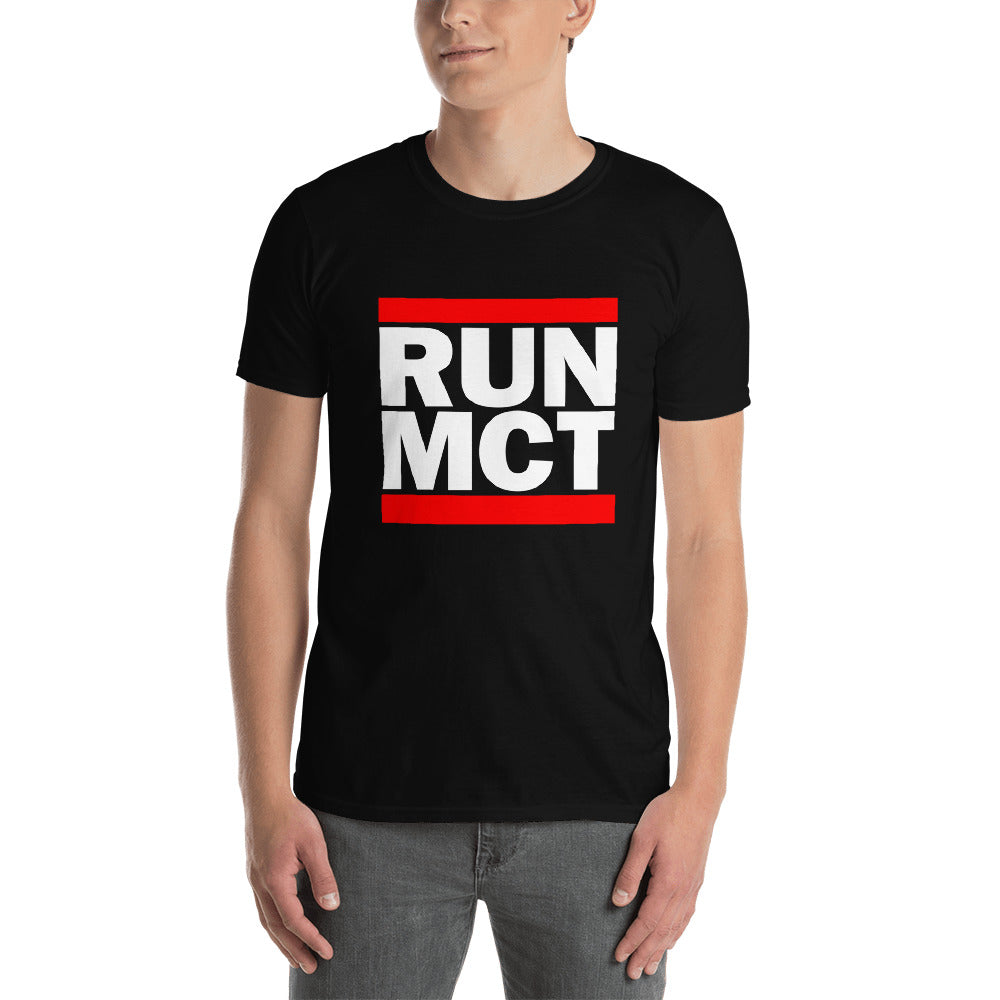 RUN MCT -Short-Sleeve Unisex T-Shirt