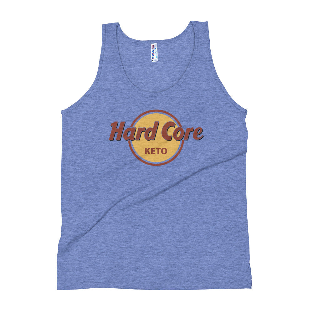 Hard Core Keto -Unisex Tank Top