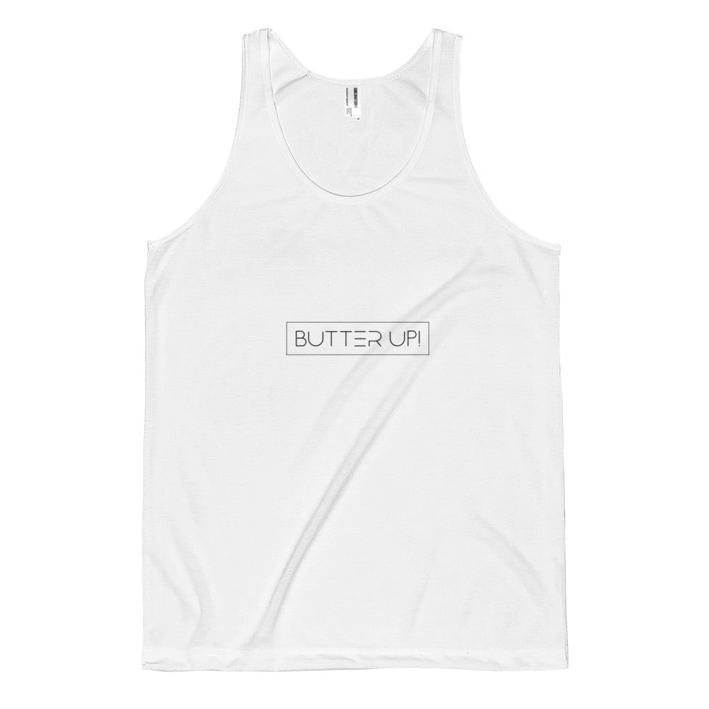 Butter Up! - Unisex classic fit tank top