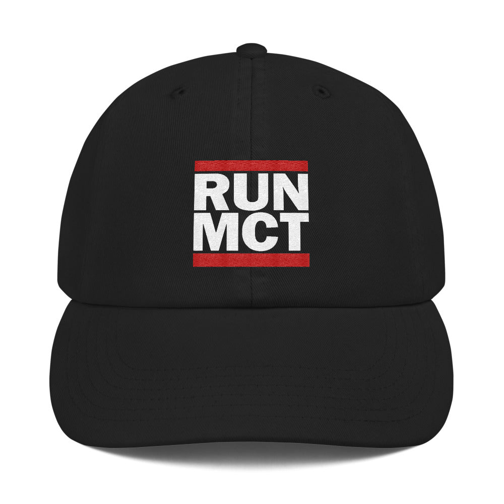 RUN MCT -Champion Dad Cap