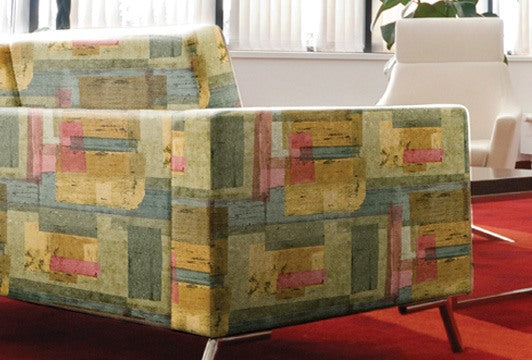 Upholstery Style 6118 – Urban Chic Vinyl Table Cover - Americo Vinyl & Fabric