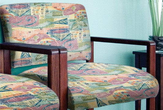 Upholstery Style 6120 – Graciously Casual - Americo Vinyl & Fabric
