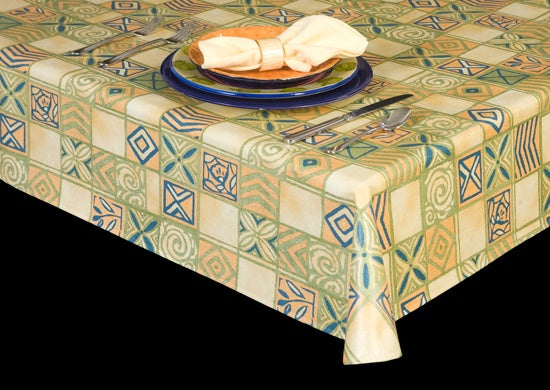 Style 6124 – Be Bold! Vinyl Table Cover - Americo Vinyl & Fabric