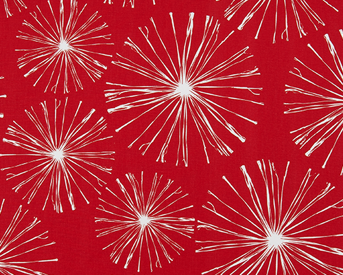 Style 2016 - Firecracker Red - Americo Vinyl & Fabric