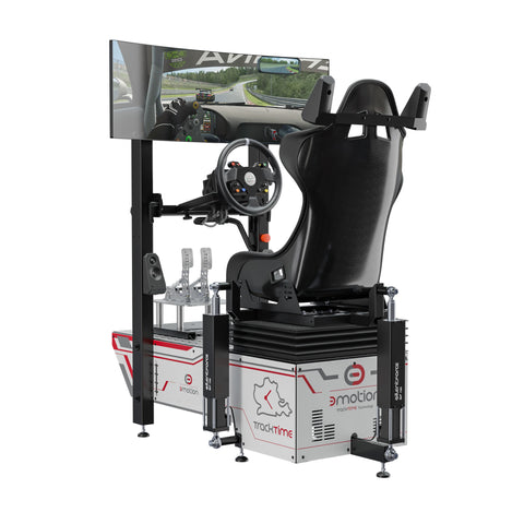 Track Time 3motion Simulator Package