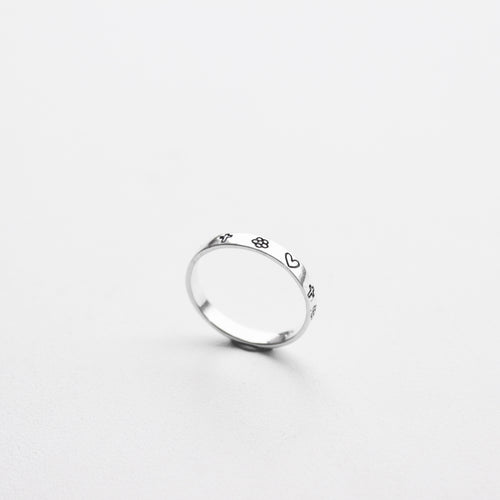 Faith|Love|Life Ring