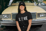 Load image into Gallery viewer, Unisex LOVE / RESIST Tee