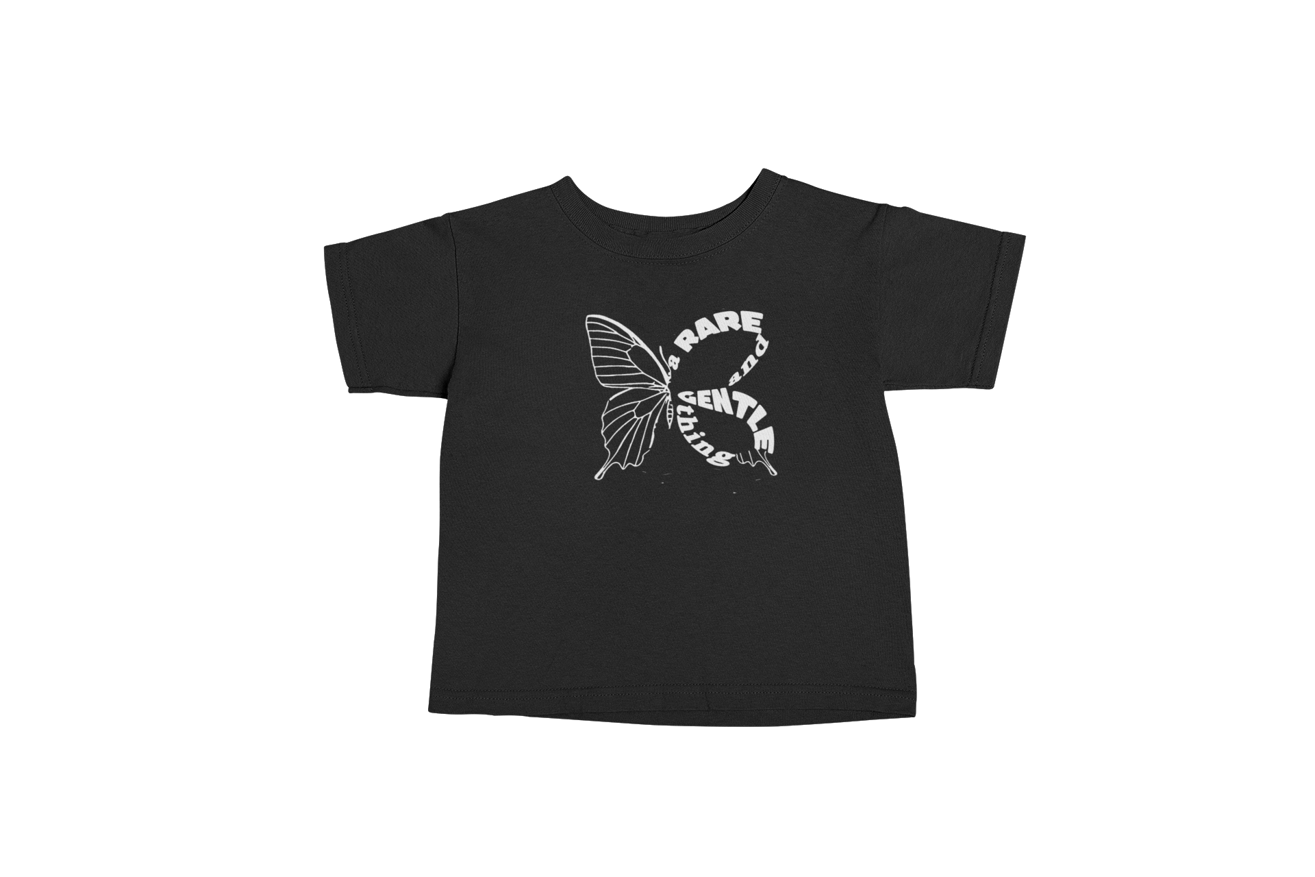 """Rare Butterfly"" Design"