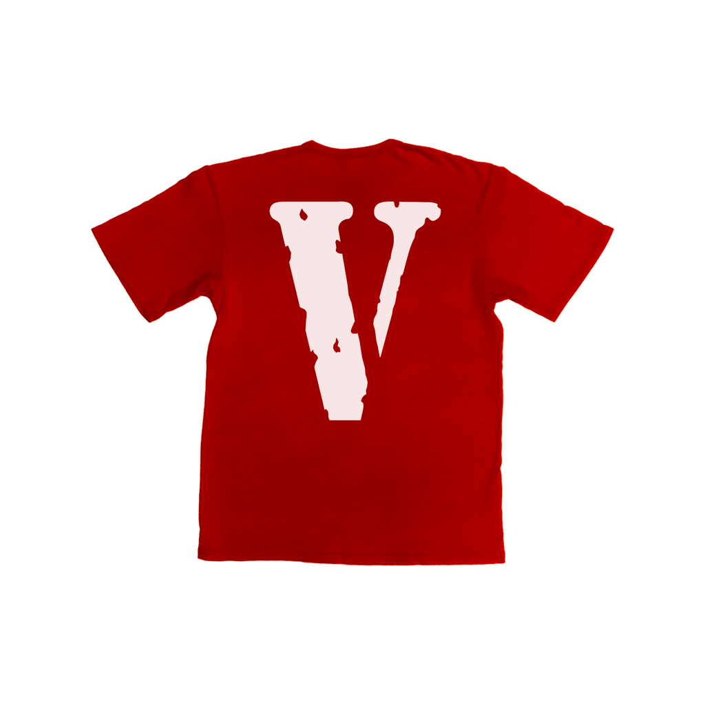Friends T-Shirt (Red)