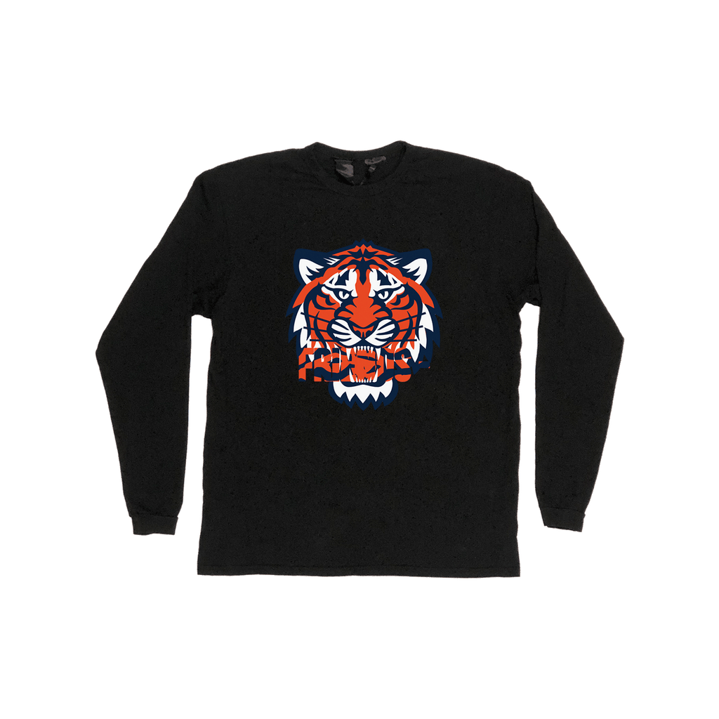 Friends Tiger Long Sleeve (Black)