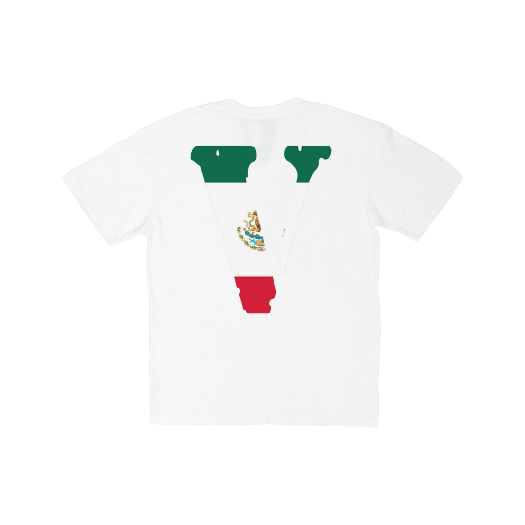 Mexico FRIENDS- White T Shirt