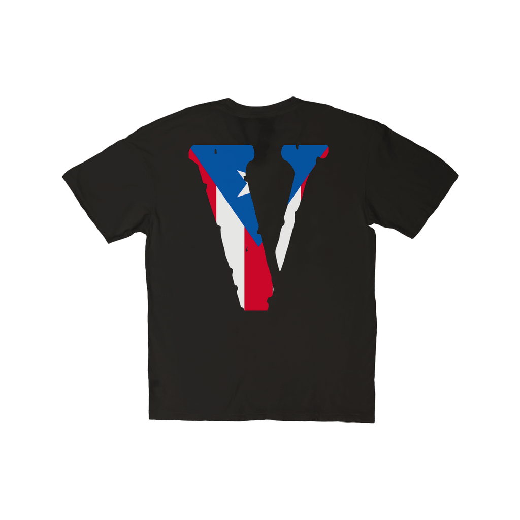 Puerto Rico FRIENDS- Back T Shirt