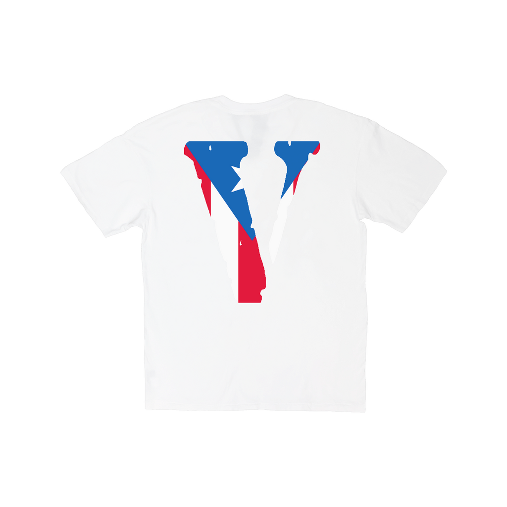 Puerto Rico STAPLE White T Shirt