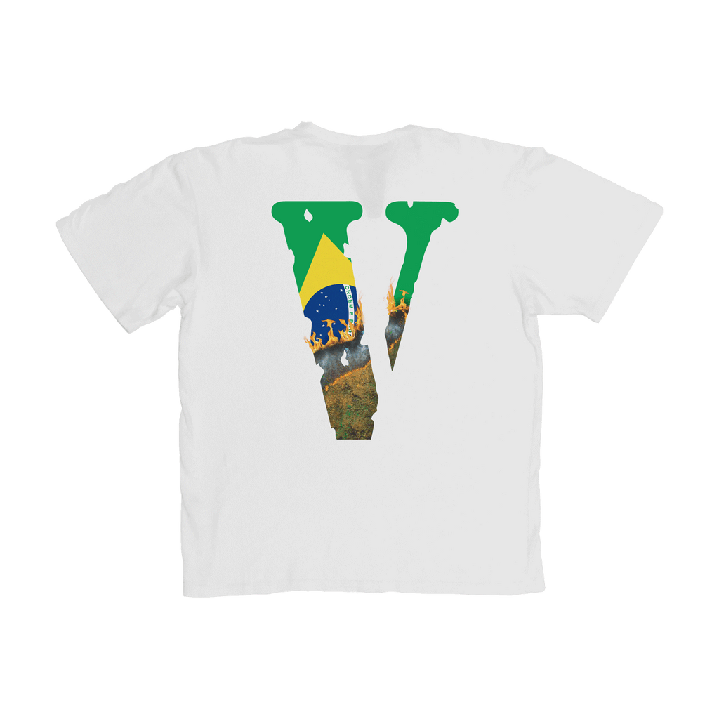 Brazil Friends T-Shirt (White)