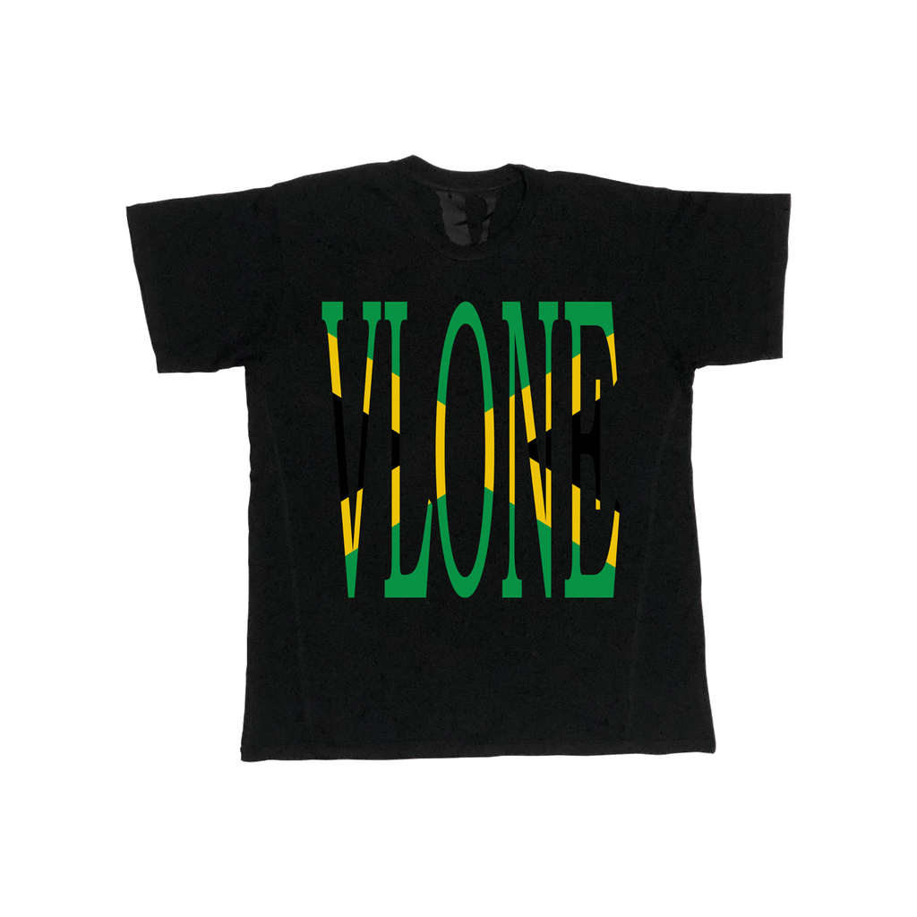 Jamaica Staple T-Shirt (Black)