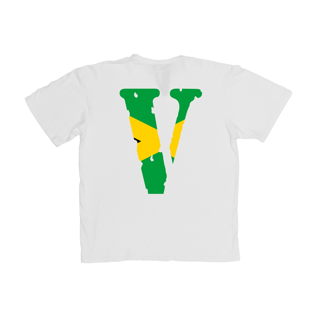 Jamaica Friends T-Shirt (White)
