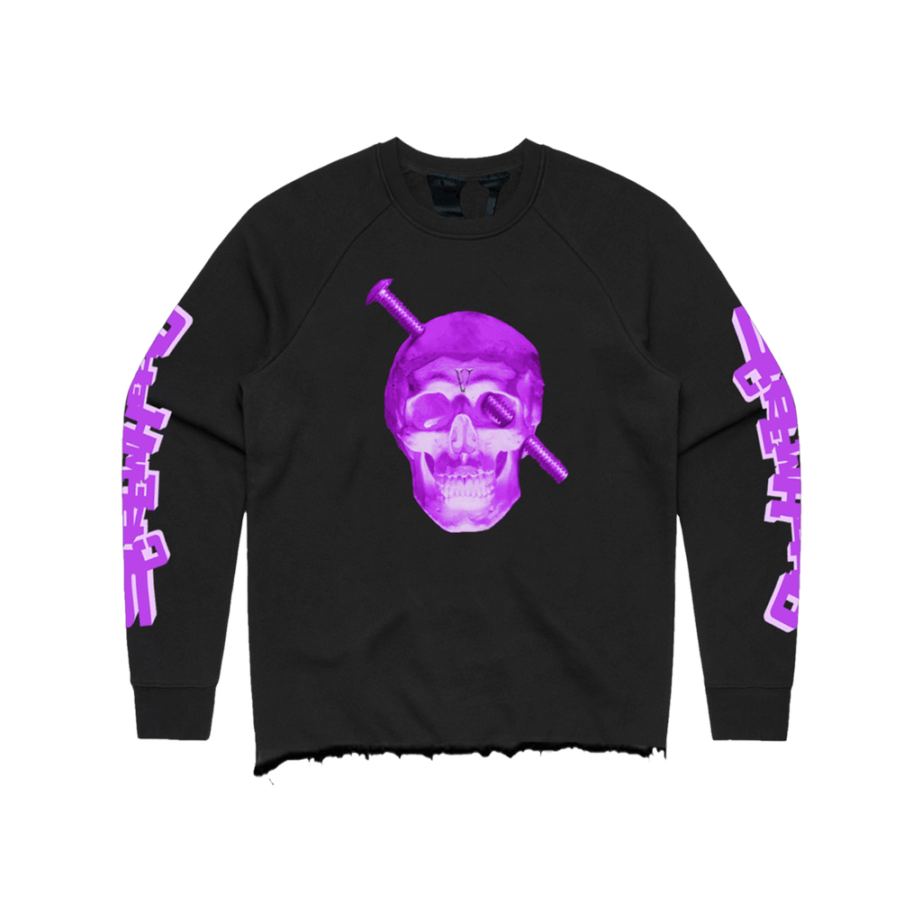 Screwhead Crewneck (Black)