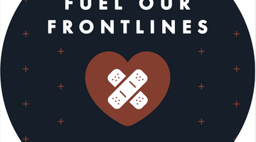 Fuel our Frontlines: Buy one, Give one to a Medical Professional