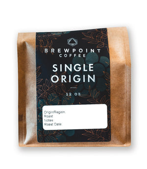 Single Origins: Coffee Subscription