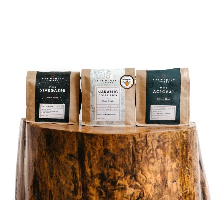 Roaster's Choice: Coffee Pre-Purchase Subscription