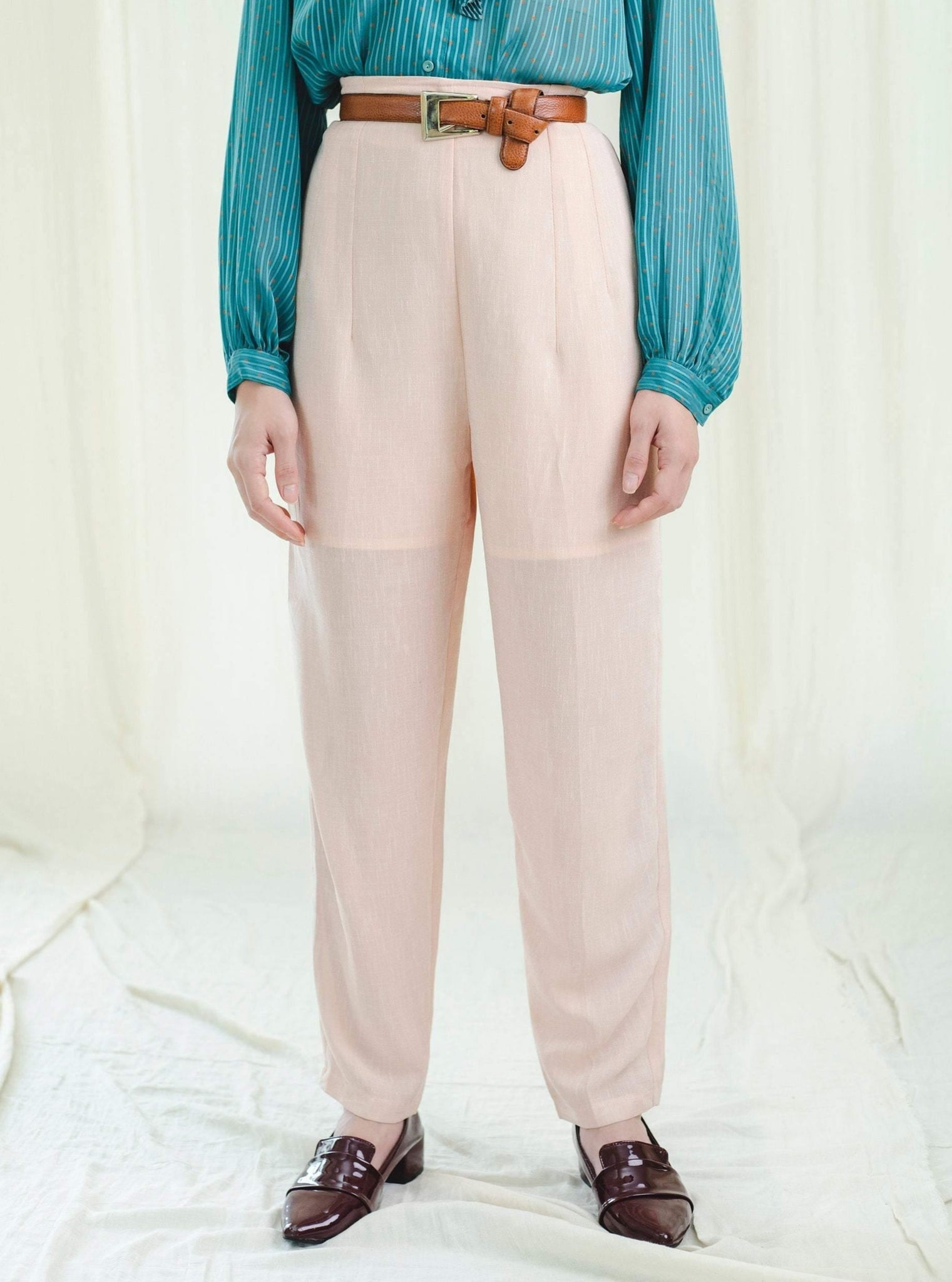 Betty tapered high-rise | Vintage 1980s