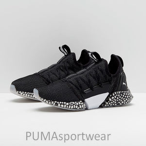 Hot Sale New Arrival Puma Puma Hybrid Rocket Unisex Sports Shoes Men's and Wome's Sneakers Badminton Shoes Size36-44