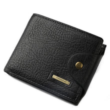Load image into Gallery viewer, JINBAOLAI Men Leather Bifold Wallet