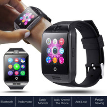 Load image into Gallery viewer, Q18 Smart Wrist Watch Bluetooth Smartwatch Phone with Camera