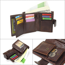 Load image into Gallery viewer, Vintage Men's Multi GL Wallet