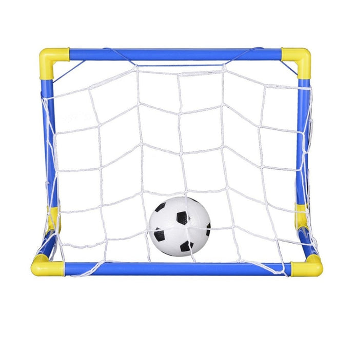 Kids Mini Soccer Goal Set