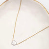 Diamond Slice Necklace