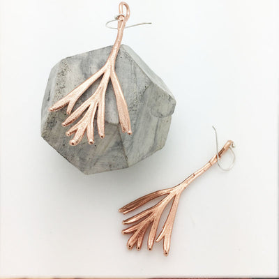 Fern Tip Earrings