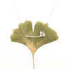Gingko Necklace