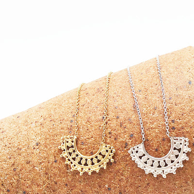 India Smile Necklace