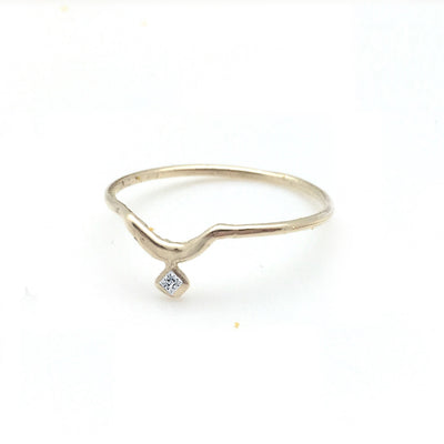 Diamond Nesting Band