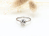 Babel Diamond Solitaire ring