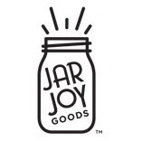 Jar Joy Goods Logo mason jar gear