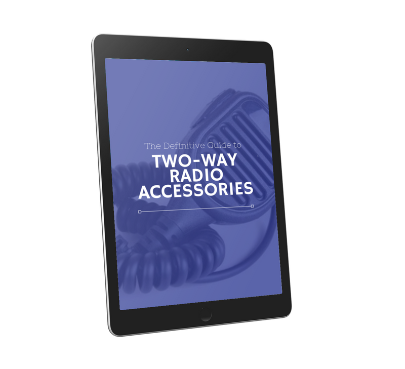 Download our Two-Way Radio Accessories Guide for 2020