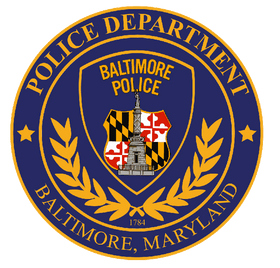 Baltimore Police Department Logo
