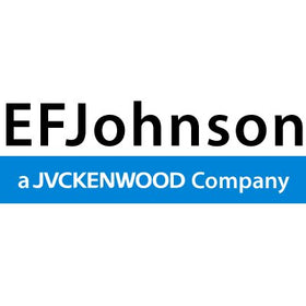 EF Johnson Two-Way Radio Logo