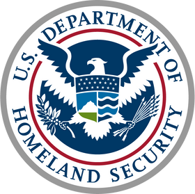 Department of Homeland Security Transportation Security Association TSA Logo