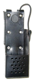 Leather Holster with Swivel Belt Loop for Harris Radio
