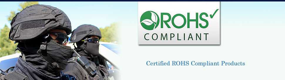 Certified ROHS Compliant Products