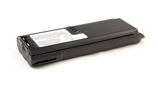 Part#WV-6035 Battery For Motorola-7.2V/4400 mAh /Li-ion Motorola Equivalent NNTN6034 Impress - Waveband Communications