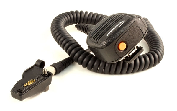 Kenwood Lapel Speaker Mic for Kenwood TK-52/5310 TK-52/5320 TK-21/3180 NX-200/300
