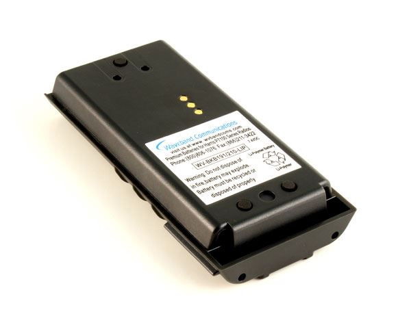 4100 mAh Two Way Radio Battery for Harris M/A-Com P7100 - Waveband Communications