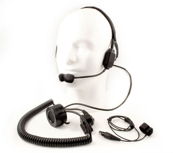 Terminator extreme tactical headset Waveband Part # WV-2041-T-M5 - Waveband Communications