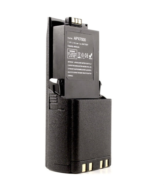 Motorola NNTN7034B Compatible Lithium Ion Battery for Motorola APX Series Radio - Waveband Communications