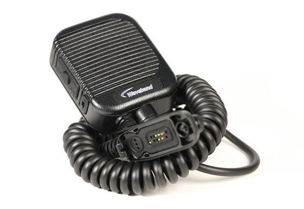 HEAVY DUTY SPEAKER MIC FOR MOTOROLA APX 1000 WB# WX-8000-M11 - Waveband Communications
